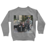 Bike Life in the Year 2020 Classic Kids Sweatshirt