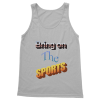 Bring On The Sports Classic Women's Tank Top