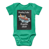 Healey Lake Regatta 2020 Classic Baby Onesie Bodysuit