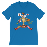 Lago Boys Coat of Arms Premium Kids T-Shirt