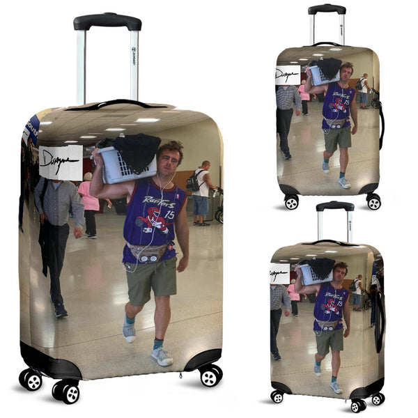 Dwayne Signature Series™ Uncle Raptor Luggage Cover Exclusive! to LagoBoys.com
