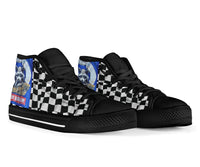 Night Burglar Racing Raccoon Shoes
