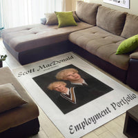 The Internet's Best Employment Portfolio Area Rug