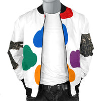 Marley The Cloud Cat Bomber Jacket