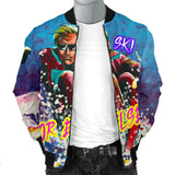 SKI OR ELSE Bomber Jacket