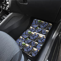 Exciting New Night Burglar Seatcover Pattern Floor Mats