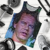 The ORIGINAL 47 Year Old Man Stung by Hornet's Nest Men's Tank Top Singlet