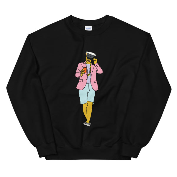 The Limo Driver #2 Unisex Sweatshirt