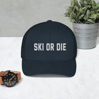 Ski Or Die Trucker Cap