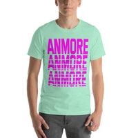 Old School Retro 80s Anmore Elementary School Team Sports T-Shirt Front and Back Print