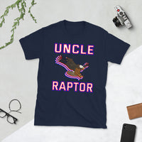 Uncle Raptor Eagle Short-Sleeve Unisex T-Shirt