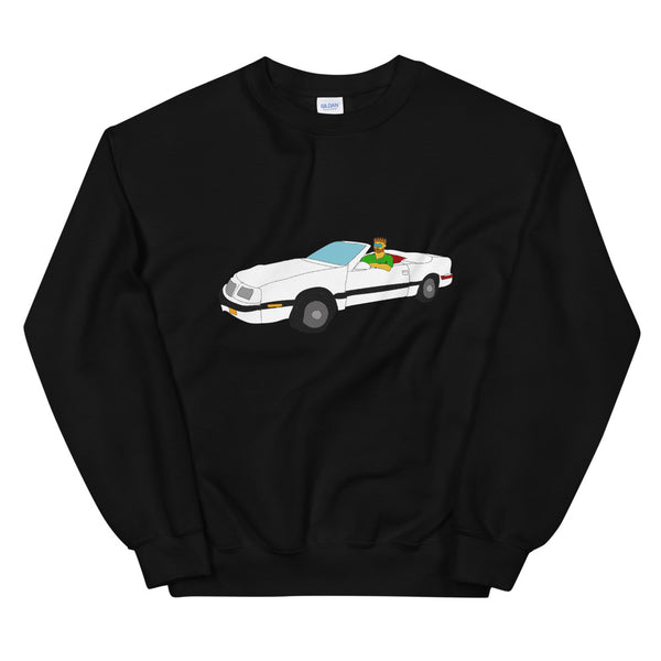Figgy The Convertible King Unisex Sweatshirt
