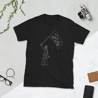 Party Time Cowboy Short-Sleeve Unisex T-Shirt