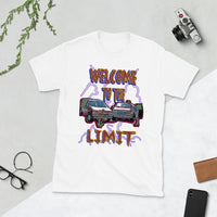 Welcome to The Limit Ghind Lyfe Short-Sleeve Unisex T-Shirt