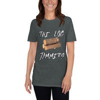 THE LOG JAMMERS Short-Sleeve Unisex T-Shirt