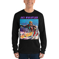 Ski Whistler Or Else Long sleeve t-shirt