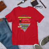 Pemberton Music Festival 1990 MC Hammer Crazy Rare Retro Short-Sleeve Unisex T-Shirt