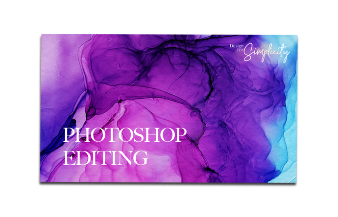 Photoshop Editing 6-10 Images