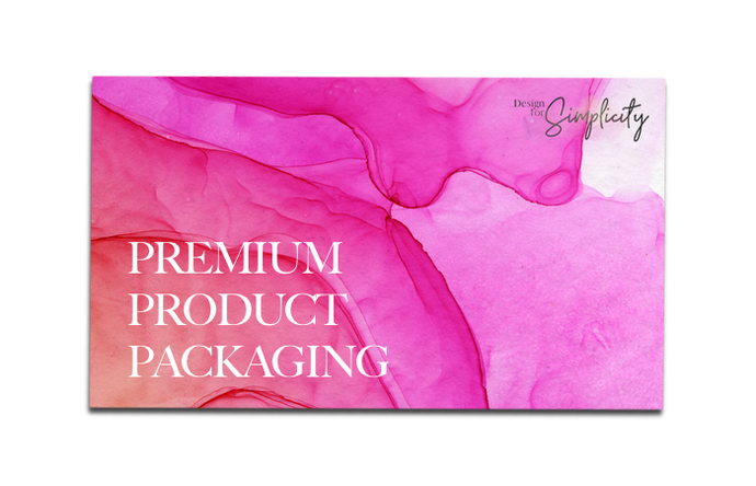 Premium Product Packaging