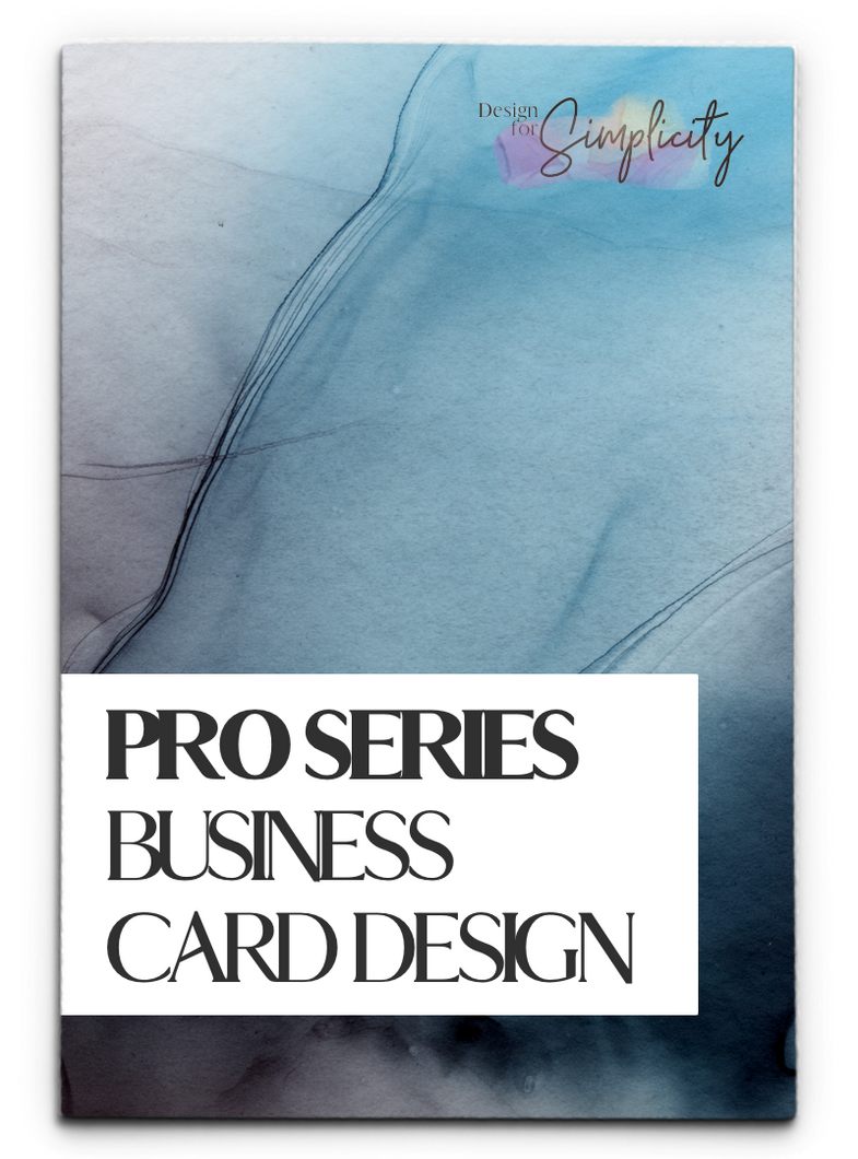 PRO: Business Card Design