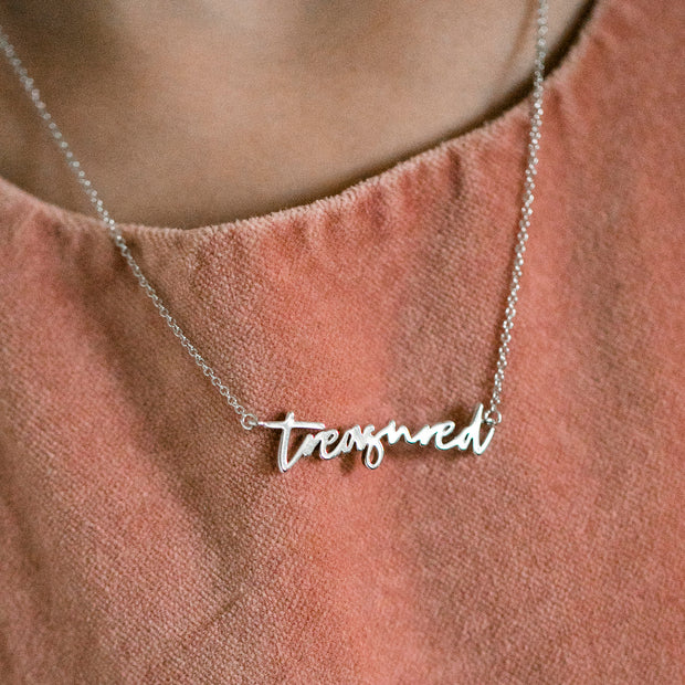 Treasured Necklace