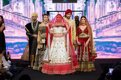 EVOLUTION OF THE INDIAN WEDDING FASHION AMONG THE DIASPORA