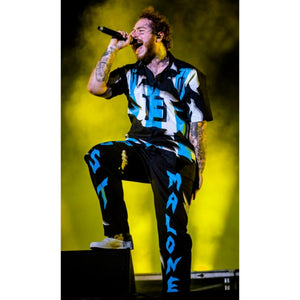 POST MALONE - WORLD CUP FIT - LOLLAPALOOZA