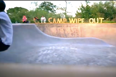Camp Wipeout 2020