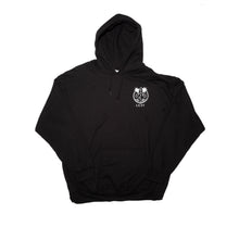Load image into Gallery viewer, LGSC Switchback Logo Hoodie Black