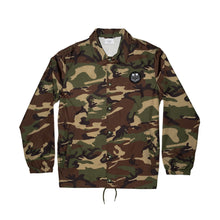 Load image into Gallery viewer, LGSC Coach Jacket Camo