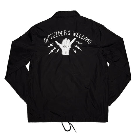 Outsiders Welcome Coach Jacket