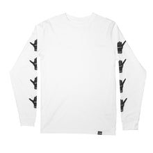 Load image into Gallery viewer, LGSC Shaka Longsleeved Tshirt