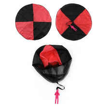 Load image into Gallery viewer, 1pcs Hand Throwing kids Mini Play Parachute Outdoor Game
