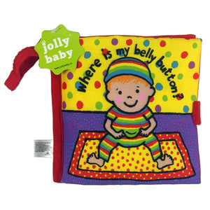Baby  Cloth book Early Development  Story Learning