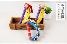 Load image into Gallery viewer, World Percussion Musical Instrument  Wooden Music Early   Development