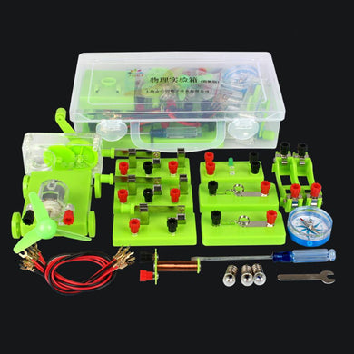 Basic Circuit Electricity Magnetism Learning Kit Physics Aids