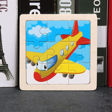 Load image into Gallery viewer, 2020 Newest 3D Wooden Puzzle Cartoon  17 Styles