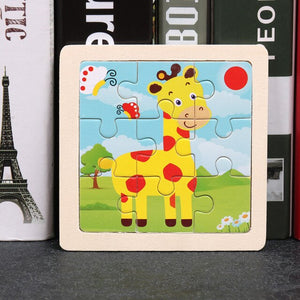 2019 New Arrivals  17 Styles Puzzle Jigsaw Cartoon