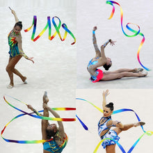 Load image into Gallery viewer, 4M Dance Ribbon Gym Rhythmic Gymnastics Art Gymnastic Ballet Streamer