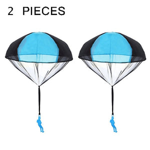 Hand Throwing Mini Soldier Parachute Outdoor Game