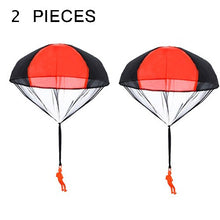 Load image into Gallery viewer, Hand Throwing Mini Soldier Parachute Outdoor Game