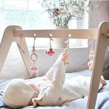 Load image into Gallery viewer, Wood Baby Activity Nordic Baby Sensory Develop Gym
