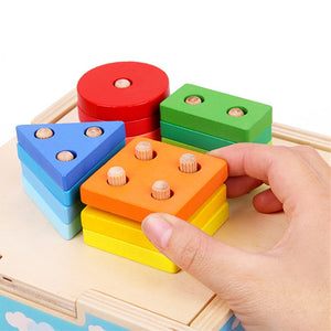 Intellectual development develop early education puzzle