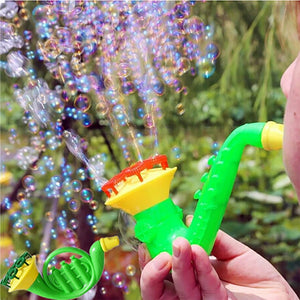 Outdoor Fun Sport Soap Blowing Bubble