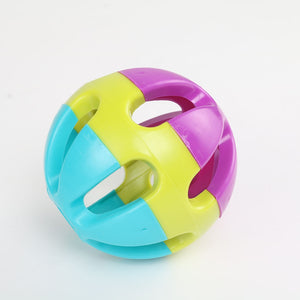 Hand Bell Rattle Develop  Touch  baby Learning Grasping