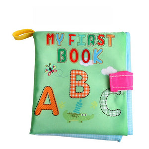 Baby Cloth Book  Early Cognitive Development  Sound  Resources
