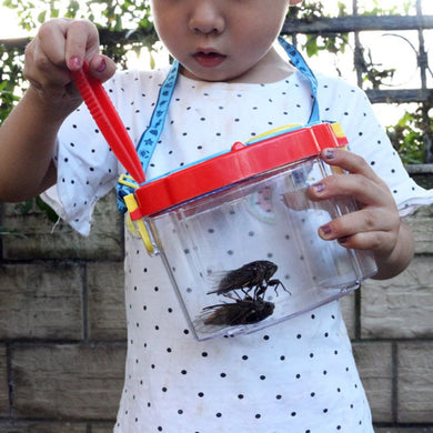Bug Viewer Insect Magnifier Kit Children  Learning Development