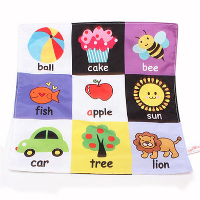 Baby Early Development Cloth Books  Unfolding Activity Books