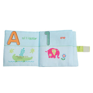 Hot Infant Early Development Cognitive Digital/Cloth Books