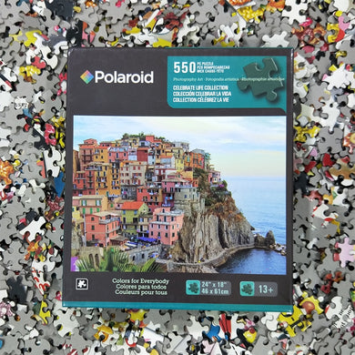 550 PCS Puzzles  for Children Learning  Developing Endurance